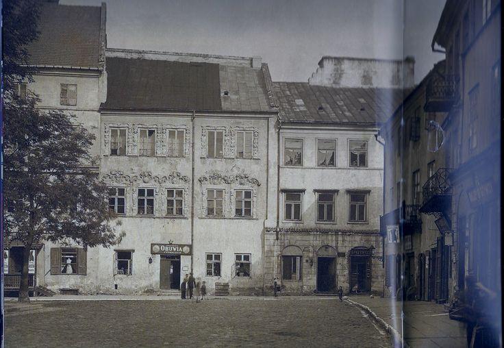 """Fotografija pochodzi z """"Album lubelski Wedrowki po dawnym i wspołczesnym mieście"""""""