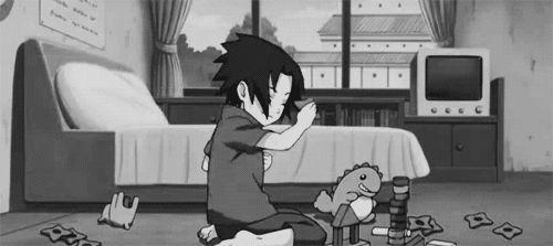 Imagem de sasuke, naruto, and anime