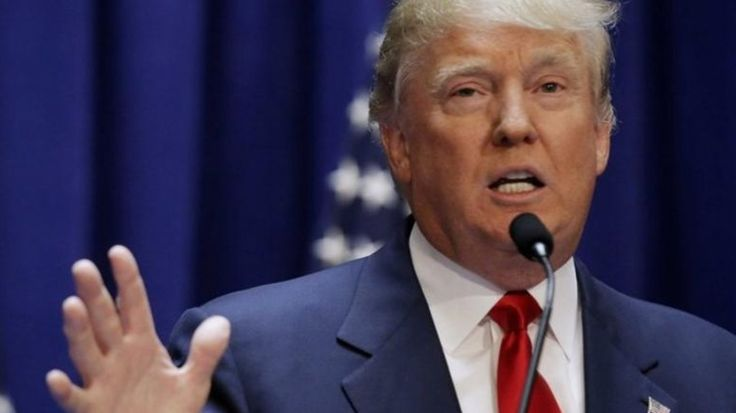 Ο Trump ανακοίνωσε ότι θα μειώσει τους φορολογικούς συντελεστές