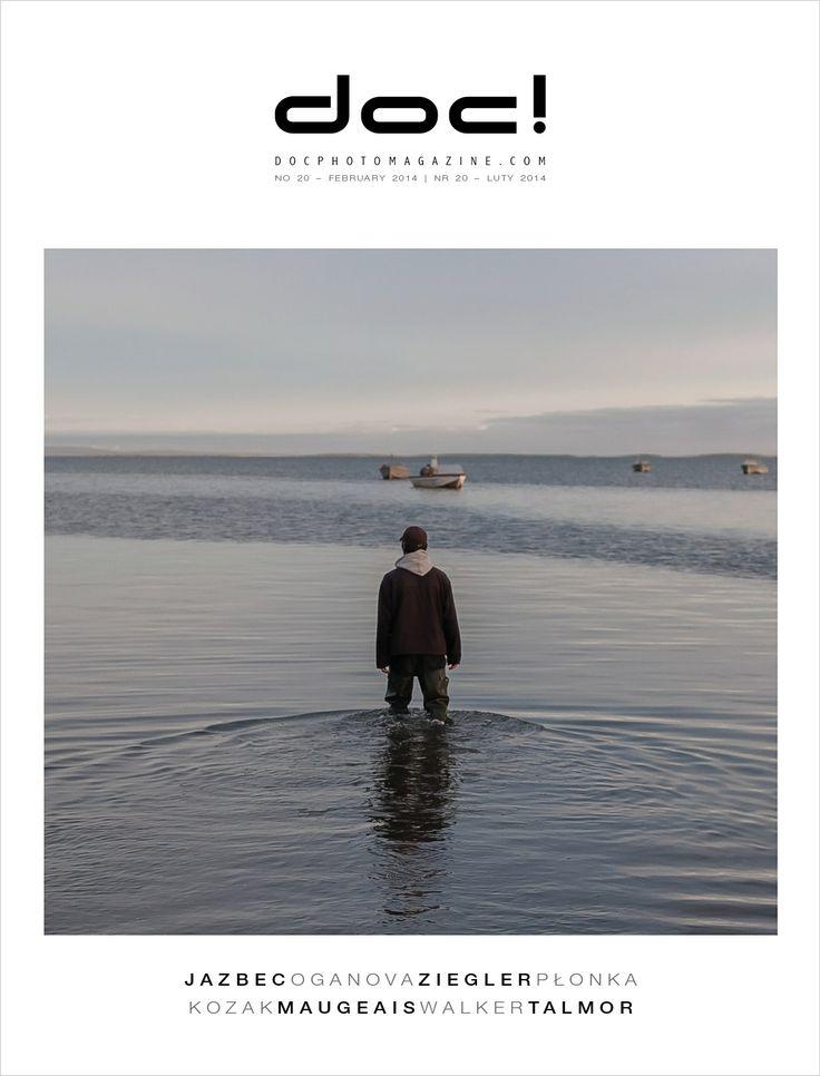 Cover of doc! photo magazine #20 Cover photo: Ciril Jazbec
