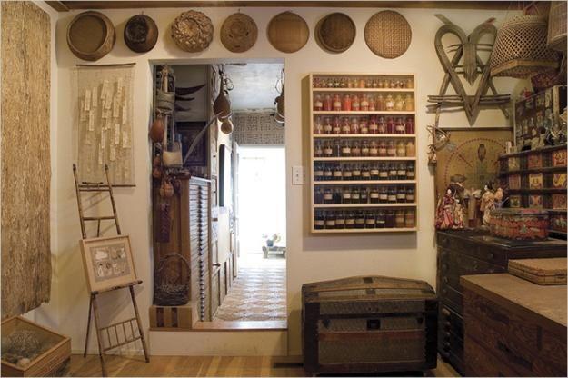 inspiring home art studio ideas, interior design and decor