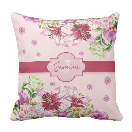 25+ best ideas about Pink throw pillows on Pinterest Throw pillows, Pink throws and Throw ...