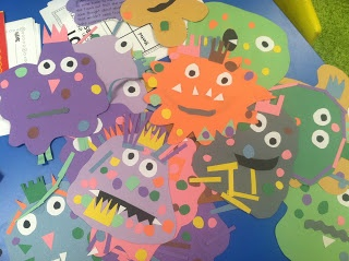 Read Germs Make Me Sick book.  Complete writing project before/after making germs.