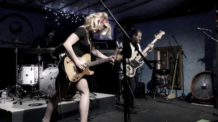 Princess the blues a collection of other ideas to try for Samantha fish belle of the west