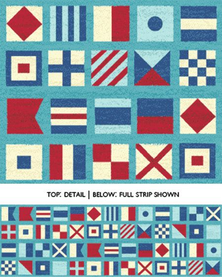55 best Quilting - Lake Patterns and Fabrics images on Pinterest ... : nautical quilt fabric - Adamdwight.com