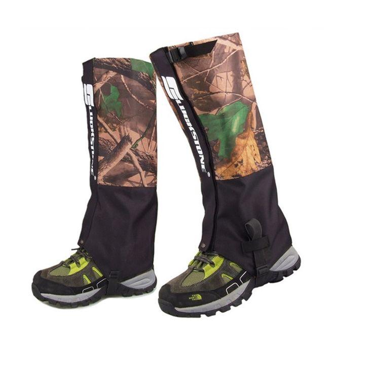 Erkekler Kadınlar Legguard Açık Avcılık Suya Giymek Kamuflaj Yürüyüş Kar Kayak Haşere Ayakkabı Patik Tozluk Setleri | 32780815534_nl