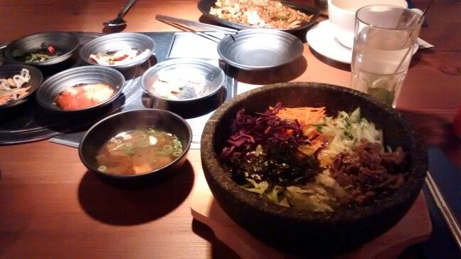 SSAM, Kreuzberg - authentic Korean food and hip ambience. Perfect for groups!