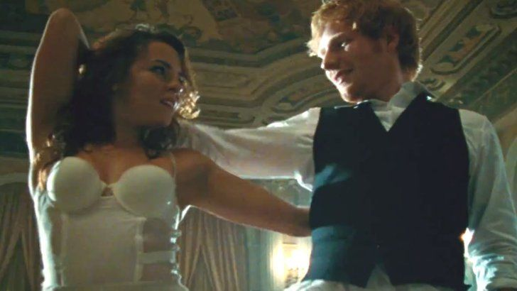 """Pin for Later: The Me Before You Soundtrack Is Your New Favourite Playlist """"Thinking Out Loud"""" by Ed Sheeran *This is in the movie but not included on the official soundtrack."""