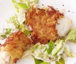 gkkreativ: Dorsch mit Kartoffelkruste