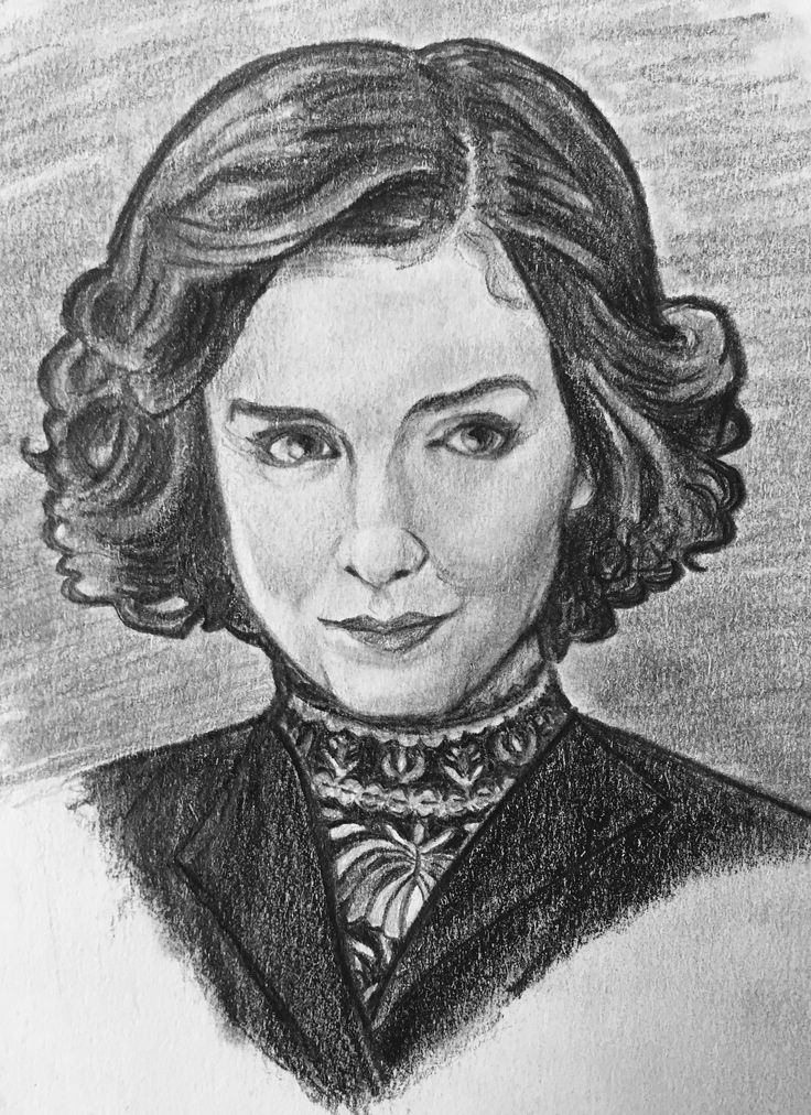 Aisling Loftus aka Agnes Towler, from Mr Selfridge. Her other eye is trying to run away and she looks a lot more devious from afar. Also the hair may be a bit too tall. Also these are way smaller in real life than computer screen, need to add frames next time I upload something like this. Anni Vilna
