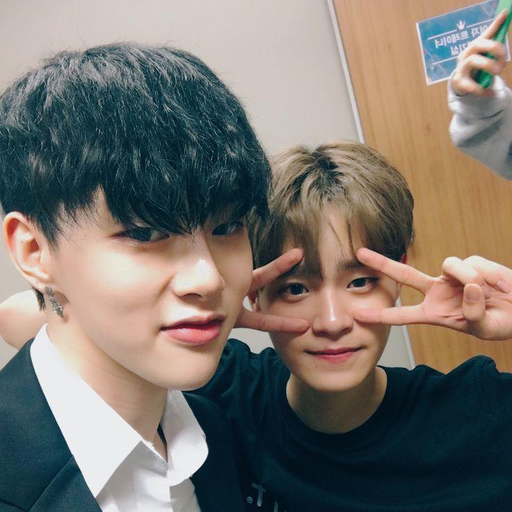 Daehwi & Kwon Hyun Bin
