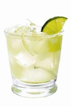 Elder Margarita Drink Recipe - Cocktail