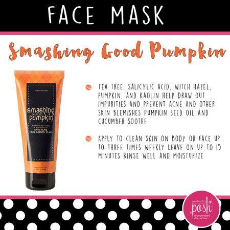 Perfectly Posh Smashing Good Pumpkin Review