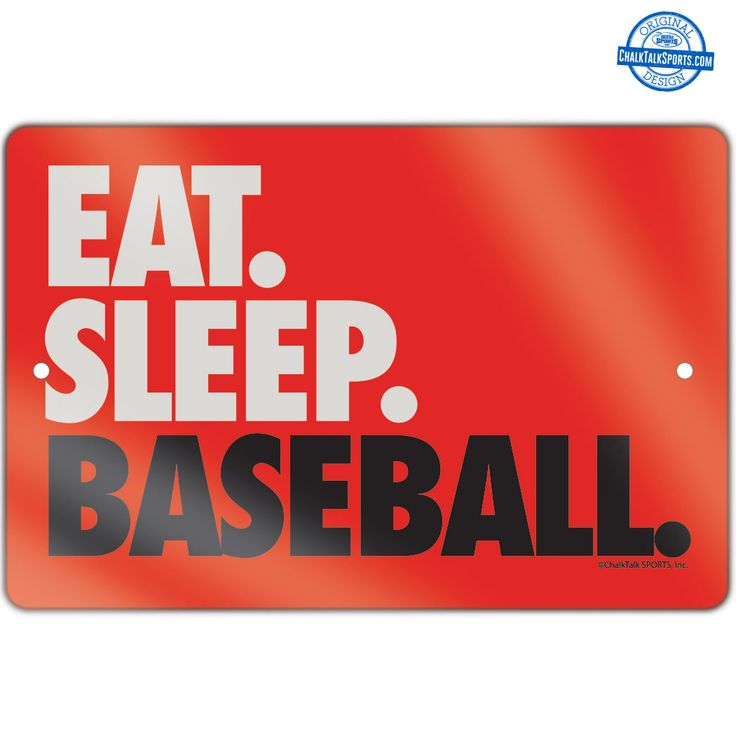 Endless Baseball Room Decor That You Will Love From ChalkTalkSPORTS