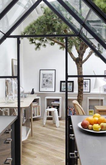 Loft parisien par Grégoire De Lafforest decodesign / Décoration