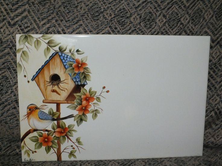 Las 25 mejores ideas sobre pintura em azulejo en pinterest - Hay pintura para azulejos ...