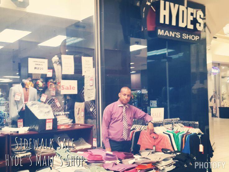 Hyde's Man's Shop