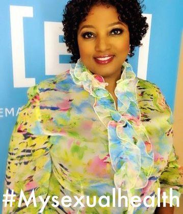 Criselda Dudumashe,host of Sexual health