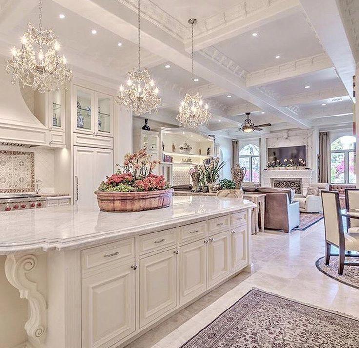 Topkitchendesigns Luxury Kitchens Home Decor Kitchen White Kitchen Design