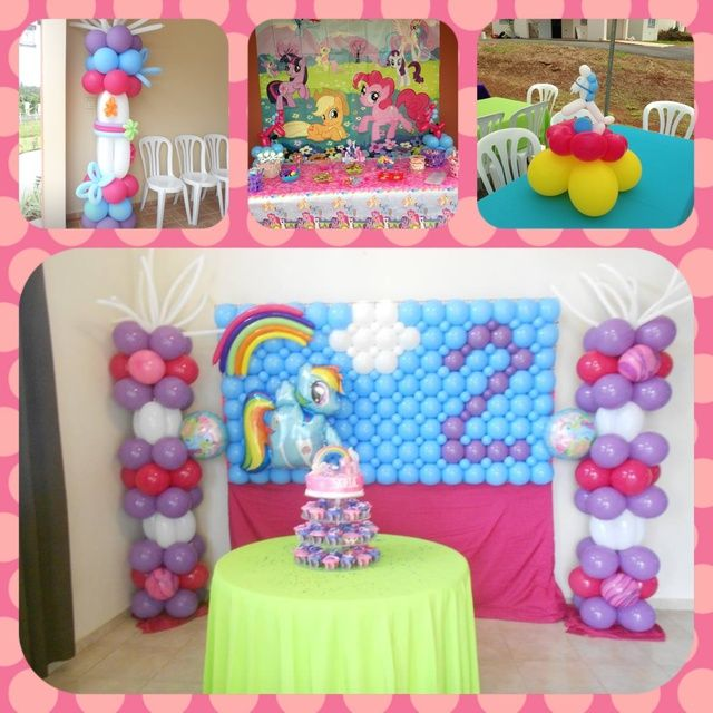 160 best images about ballon decorations on pinterest for Balloon decoration on wall for birthday