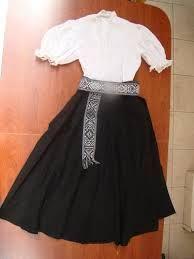 Resultado de imagen para vestimenta de gauchos y paisanas