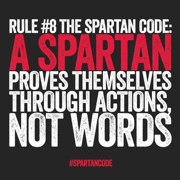 #SpartanCode