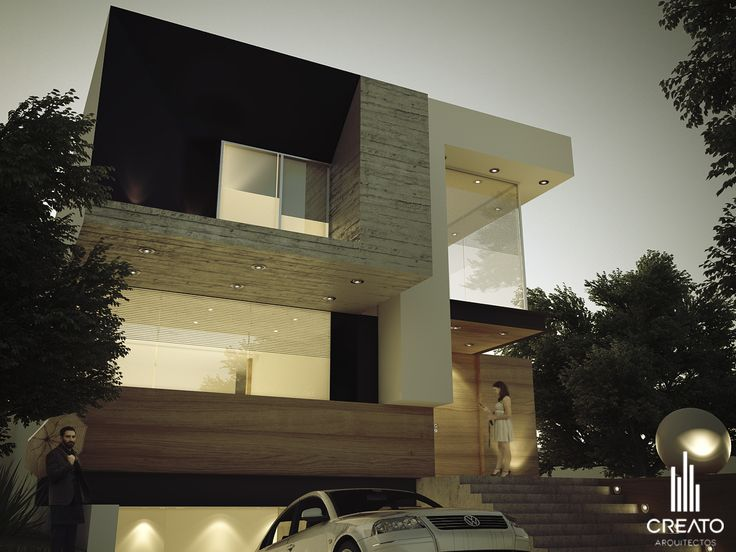 1000 images about fachadas on pinterest expensive cars for Casas minimalistas modernas
