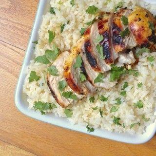 Tandoori Grilled Chicken - The Lemon Bowl