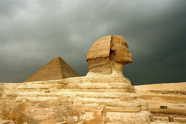 Sphinx: Photos, Statue, Sphinx, Places, Travel, Gursimran Sibia, Ancient Egyptian