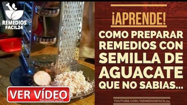 🔴 COMO PREPARAR REMEDIOS CON SEMILLA DE AGUACATE QUE NO SABIAS - 🔴VISITA NUESTRO CANAL EN YOUTUBE👇👇 👉https://goo.gl/PvPC3d Facebook: @Remediosfacil24  #remediosfacil24 #remedioscaseros  #alimentosacidohialuronico #alimentosricosenacidohialuronico #saludnaturalhoy #salud #remedios_caseros #vidaysalud #home_remedies #remediosnaturales #tipssalud #medicinanatural #saludyvida #saludybienestar #saludnatural #homeopatia #remedios #medicinaalternativa