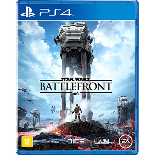 [Americanas] Star Wars: Battlefront - PS4 - R$ 149,90
