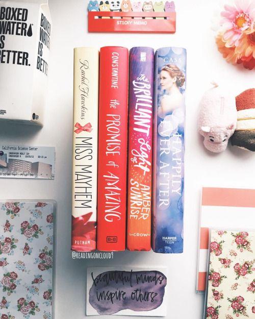 readingoncloud9: Sunrise colors. | #books #bookstagram #vscobooks