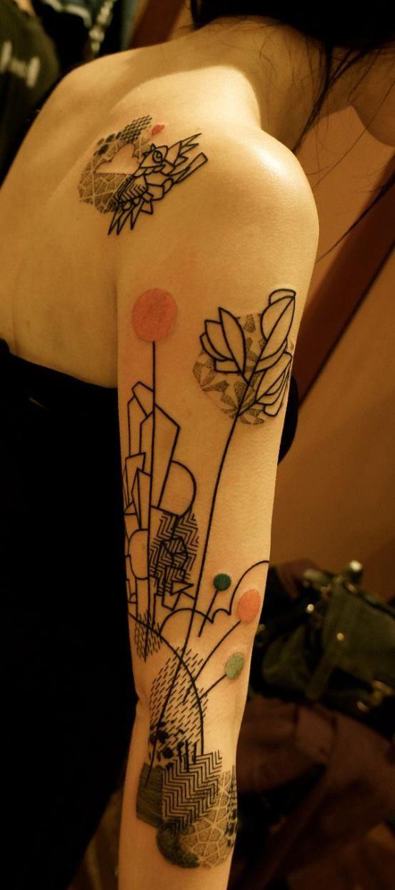 Wil jij graag een tattoo, maar heb je geen inspiratie? Deze mooie en creatieve tatoeages zijn zo geweldig dat het wel héél moeilijk wordt om te kiezen! Zoek je dus nog een ontwerp dat helemaal bij je past en perfect weergeeft wie je bent, dan zit je goed met een van deze 50 kleine, grote, simpele en specialere tattoos.