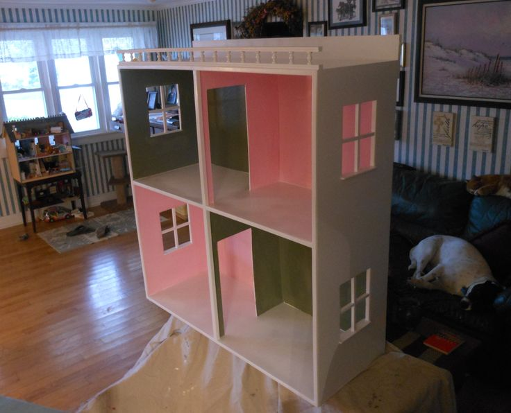 17 Best 1000 images about American Girl Dollhouses on Pinterest