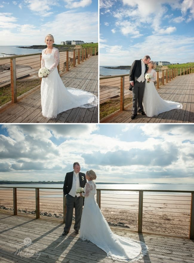 Armada Hotel Wedding - Spanish Point, Co. Clare, Ireland - Wedding Photography michellebgphotography.com