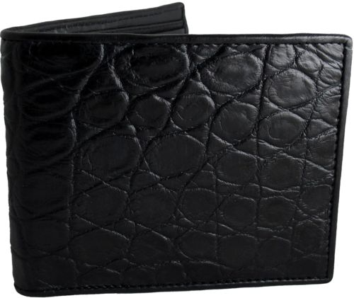 Exclusive Mens Wallet Crocodile Leather Wallet & Croc Interior, $169.00 http://www.realmenswallets.com/product/crocodile-wallet-luxury-mens-wallets/