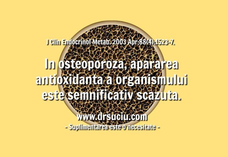 Photo Aveti nevoie de antioxidanti in caz de osteoporoza - drsuciu
