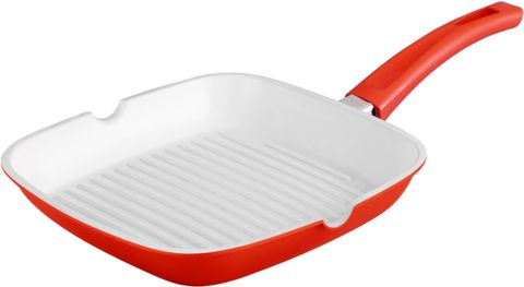 Royalty Line 100% Authentic - 24cm Ceramic Coating Grill Pan