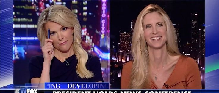 Megyn Kelly, Coulter Torch Obama For Calling Sandra Fluke And Not Kate Steinle's Family