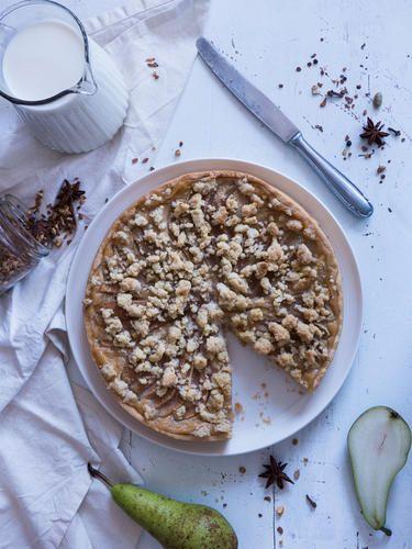 Von Kuchen bis Süppchen - 28 Herbstrezepte mit Birne