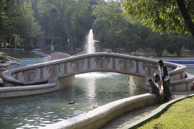 Parque Hidalgo. | Aguascalientes, México.