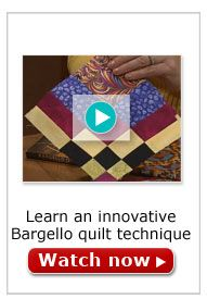 Bargello Quilts Video