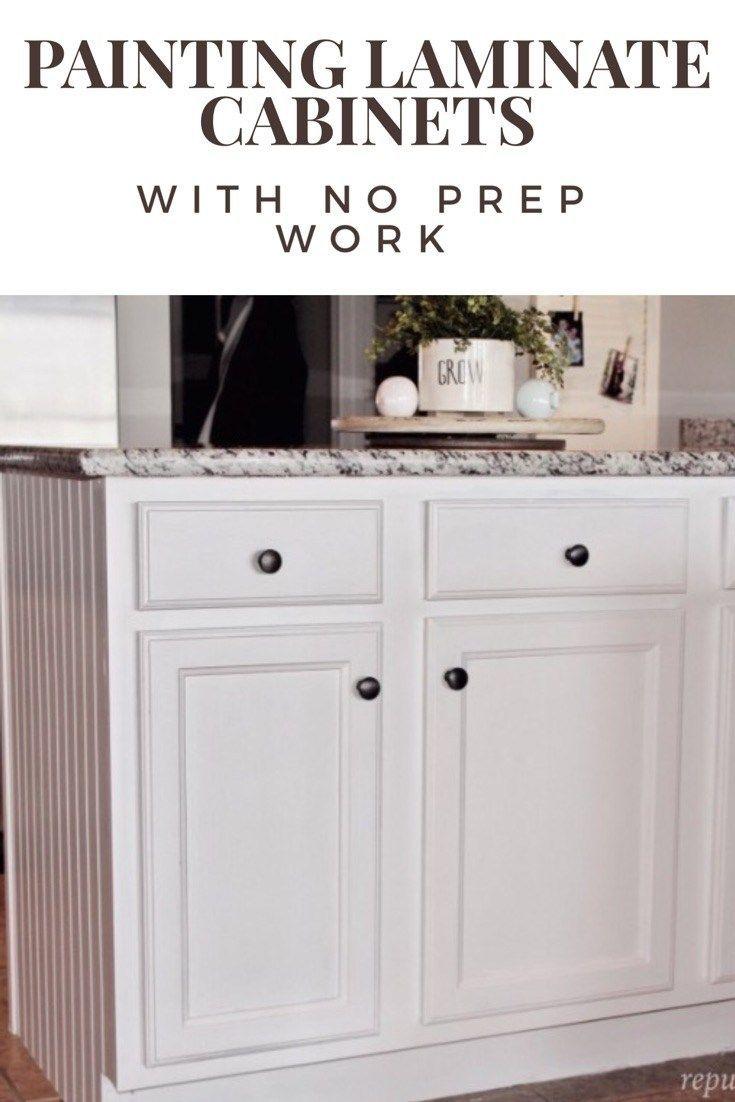Best 25+ Painting laminate cabinets ideas on Pinterest   Paint ...