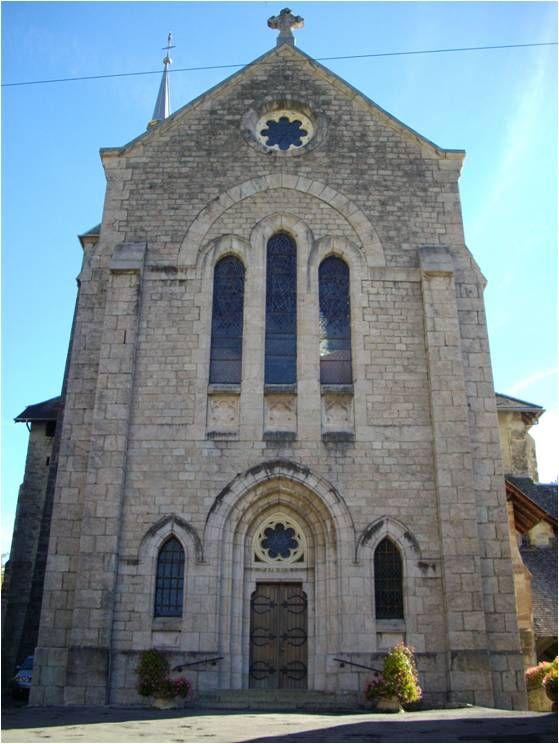 Abbaye d'Abondance. Rhône-Alpes