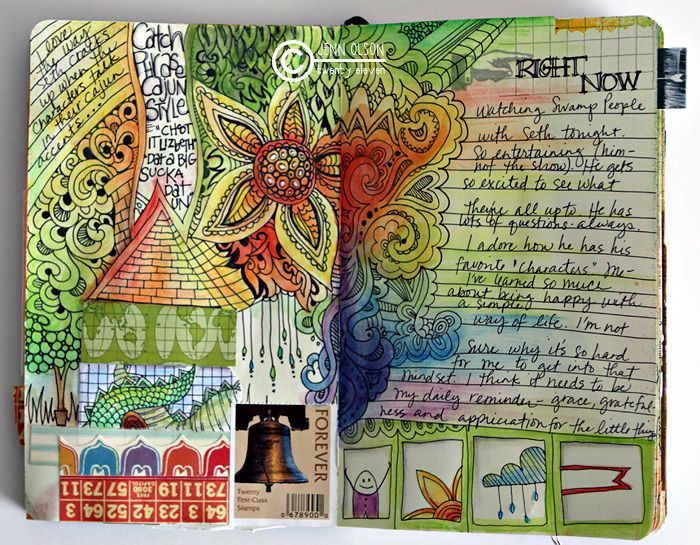 wow: Creative Sketchbooks Ideas, Mixed Media Sketchbooks, Art Journals Pages, Amazing Art, Color, Art Journals Inspiration, Journals Ideas, Altered Books, Open Books
