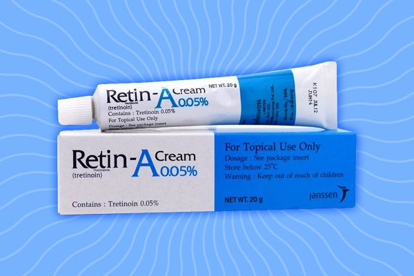 """Retin-A  """"The gold standard for anti-aging — it's an at-home maintenance booster for collagen production,"""" says Dr. Sadick. """"Regardless of what we are doing in-office — lasers, fillers, etc. — the results for anything we do will always be better if the patient is using this."""""""