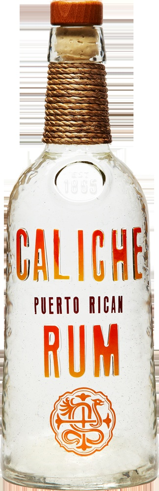 Caliche is the new Puerto Rican rum made by Destileria Serralles (DonQ)