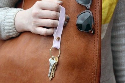 10 DIY Leather Accessories