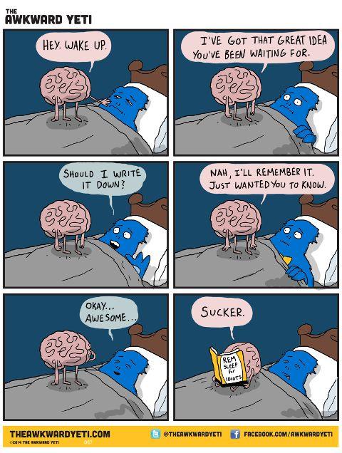 Writing Humour - Write it Down!