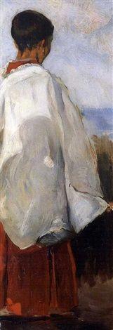 Monaguillo. 1895